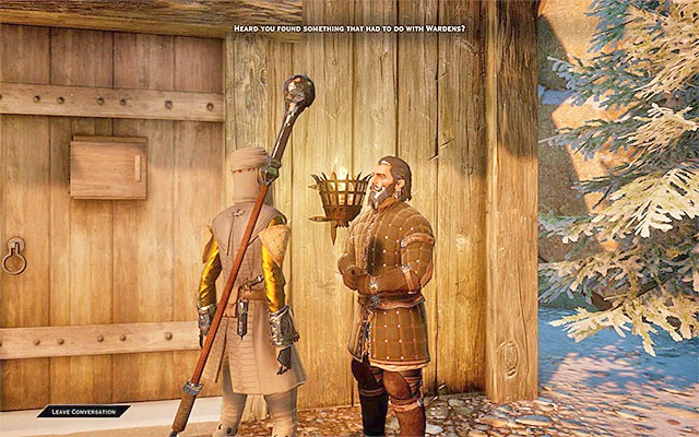 Obtaining the artifacts is beneficial to your relationship with the Grey Warden - Memories of the Grey - The Inner Circle (companion quests) - Dragon Age: Inquisition Game Guide & Walkthrough
