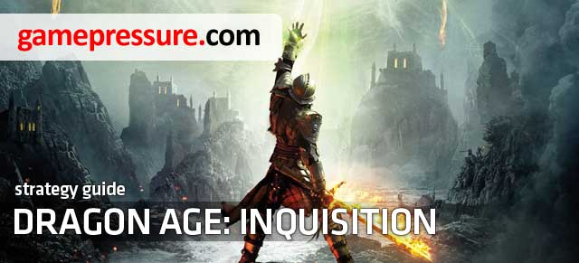 This strategy guide to Dragon Age: Inquisition revolves around descriptions of all the key elements of this RPG game developed by BioWare - Introduction | Dragon Age: Inquisition Strategy Guide - Strategy Guide - Dragon Age: Inquisition Game Guide & Walkthrough