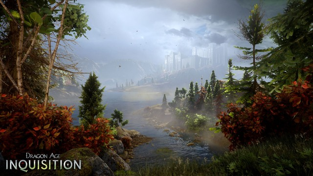 The Hinterlands - an area in the south of Ferelden, known also from Dragon Age: Origins - Available locations | History of Dragon Age - History of Dragon Age - Dragon Age: Inquisition Game Guide & Walkthrough