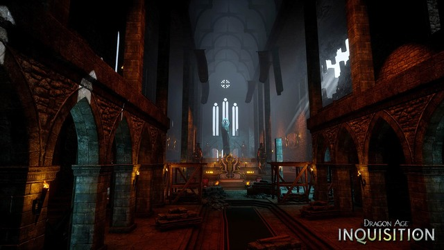 Theringal Redoubt - a fortress in Ferelden - Available locations | History of Dragon Age - History of Dragon Age - Dragon Age: Inquisition Game Guide & Walkthrough