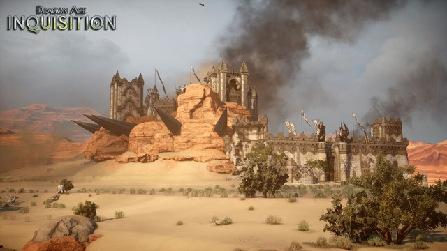 Western Approach - A desert area in the north-western part of Orlais - Available locations | History of Dragon Age - History of Dragon Age - Dragon Age: Inquisition Game Guide & Walkthrough