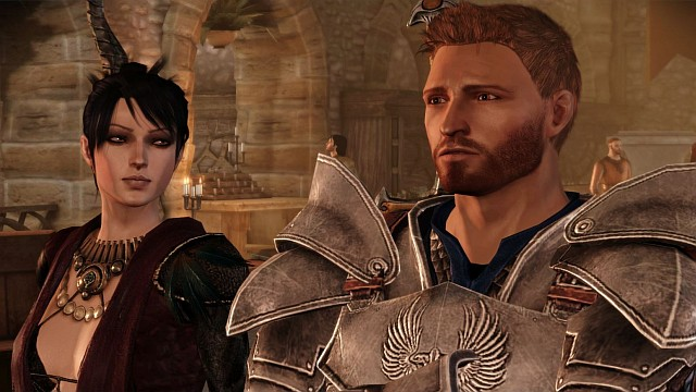 Alistair and Morrigan - two most important team members in Dragon Age: Origin - Dragon Age: Origins storyline - History of Dragon Age - Dragon Age: Inquisition Game Guide & Walkthrough