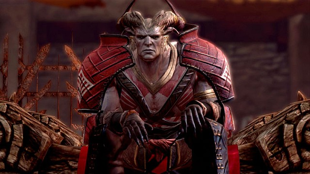 Arishok - one of the most noticeable characters in the game and also one of the main enemies of Hawke - Dragon Age II storyline - History of Dragon Age - Dragon Age: Inquisition Game Guide & Walkthrough