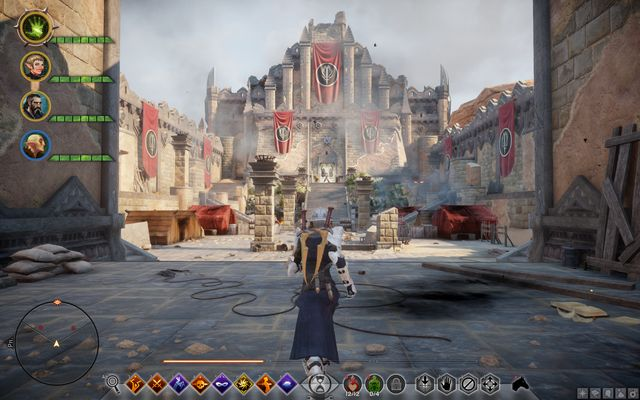 Shrine of Dumat - Before the Dawn - The Inner Circle (companion quests) - Dragon Age: Inquisition Game Guide & Walkthrough