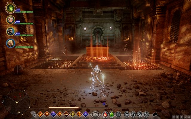 Chamber of Fire - The Fire Captured - Side quests - The Forbidden Oasis - Dragon Age: Inquisition Game Guide & Walkthrough