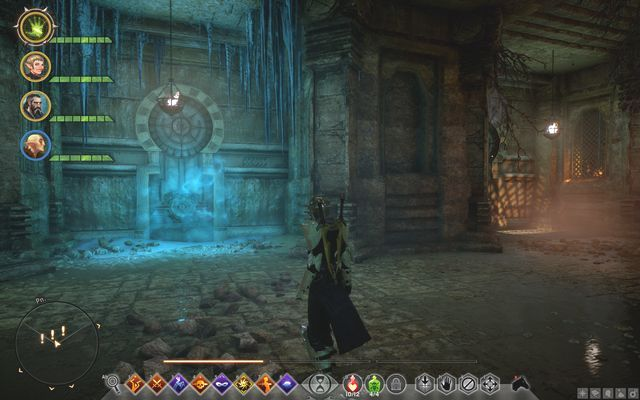 The chamber of Cold - The Cold Endured - Side quests - The Forbidden Oasis - Dragon Age: Inquisition Game Guide & Walkthrough
