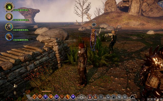Linna - Up and Away - The Frostback Basin - Jaws of Hakkon DLC - Dragon Age: Inquisition Game Guide & Walkthrough