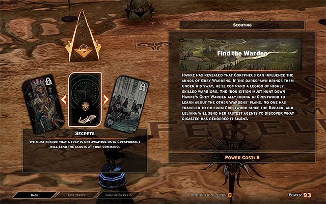 You can gain access to this quest, while completing the From the Ashes main quest - Here Lies the Abyss - Main storyline quests (The Path of the Inquisitor) - Dragon Age: Inquisition Game Guide & Walkthrough
