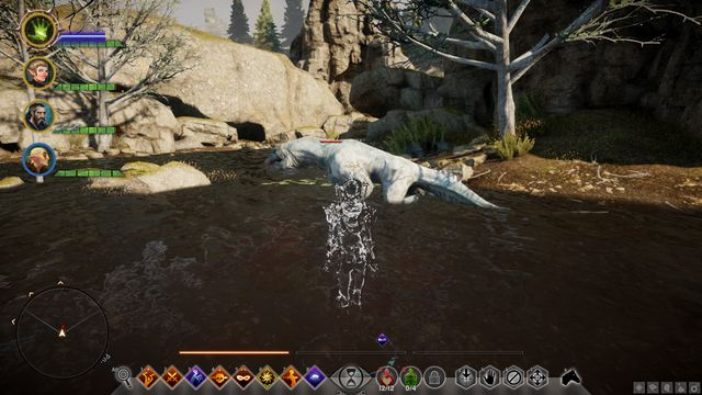 The snowy wyvern - Bring Me the Heart of Snow White - The Inner Circle (companion quests) - Dragon Age: Inquisition Game Guide & Walkthrough