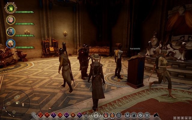 dragon age inquisition how to get past gates of andoral