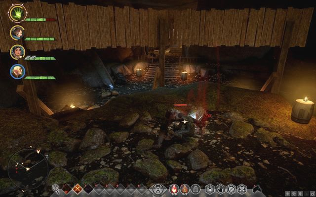 The apostate in the cave - Stone Dreams - Side quests - The Hinterlands - Dragon Age: Inquisition Game Guide & Walkthrough
