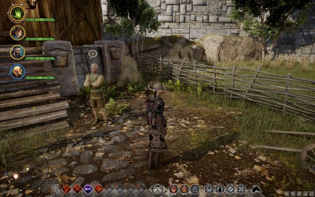 One-eyed Jimmy - The Ballad of Lord Woolsley - Side quests - The Hinterlands - Dragon Age: Inquisition Game Guide & Walkthrough