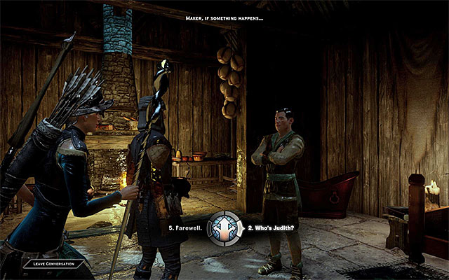 You can find Gauld in one of the cottages in Crestwood - The Naturalist - Side Quests - Crestwood - Dragon Age: Inquisition Game Guide & Walkthrough