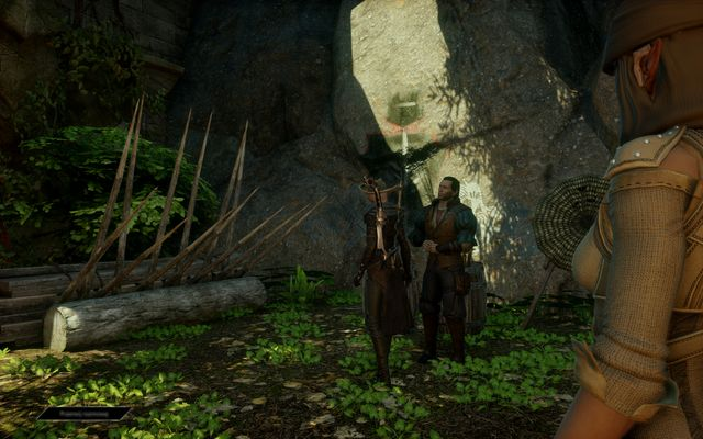 Fairbanks - The Freemen of Dales - Side Quests - Emerald Graves - Dragon Age: Inquisition Game Guide & Walkthrough