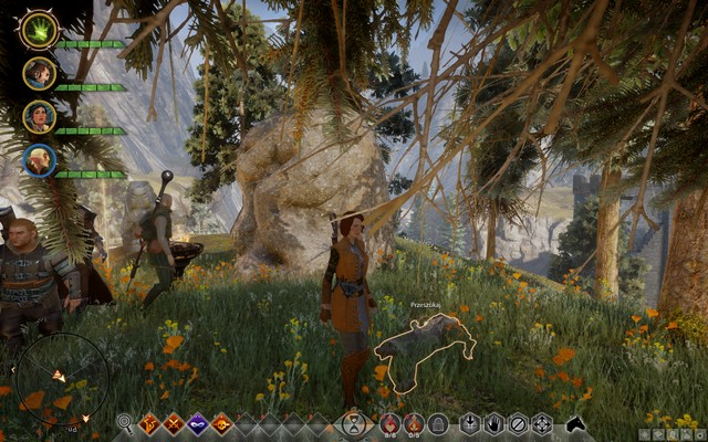 The corpse with the key to the cottage in the woods - Conscientious Objector - Side quests - The Hinterlands - Dragon Age: Inquisition Game Guide & Walkthrough
