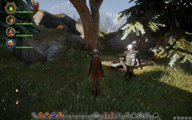 The letter on the hill - Bergrits Claws - Side quests - The Hinterlands - Dragon Age: Inquisition Game Guide & Walkthrough