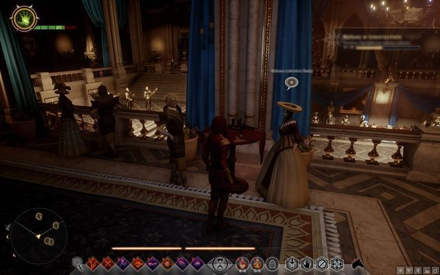 The widow - Wicked Eyes and Wicked Hearts - Main storyline quests (The Path of the Inquisitor) - Dragon Age: Inquisition Game Guide & Walkthrough