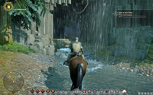 Exploring caves, ruins and such is a good way to obtain rare loot - Important locations on the map in Dragon Age Inquisition - Exploration of the game world - Dragon Age: Inquisition Game Guide & Walkthrough