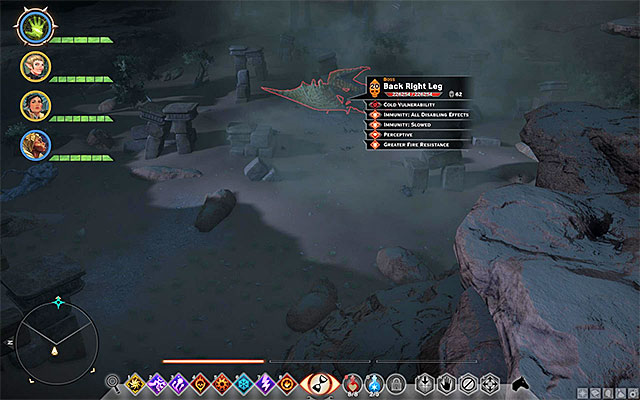Dragon alone the tomb of fairel side quests the hissing wastes