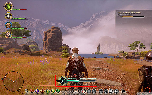 Power points and influence points dragon age inquisition game power and influence are two very important factors connected with the actions of the inquisition gumiabroncs Image collections