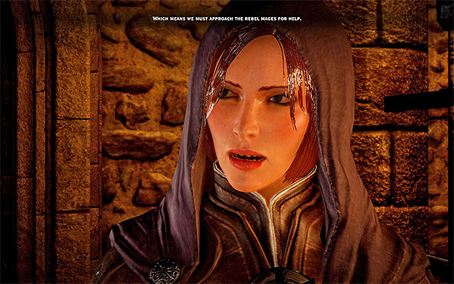 Leliana - The protagonists advisors - Inquisition - Dragon Age: Inquisition Game Guide & Walkthrough
