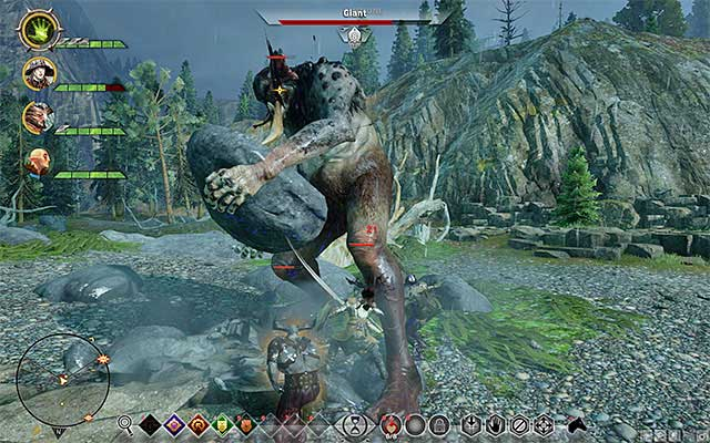 Only for killing the strongest monsters you are lavishly rewarded - How to gain experience fast in Dragon Age Inquisition? - Questions and answers - Dragon Age: Inquisition Game Guide & Walkthrough
