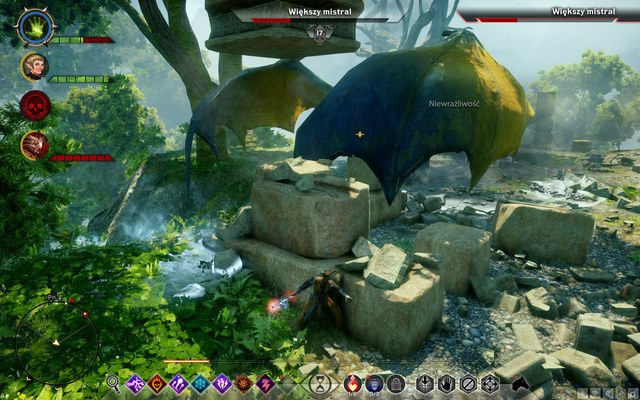 It is not easy to fight dragons- remember about the wounded allies - How to find and kill dragons in Dragon Age Inquisition? - Questions and answers - Dragon Age: Inquisition Game Guide & Walkthrough