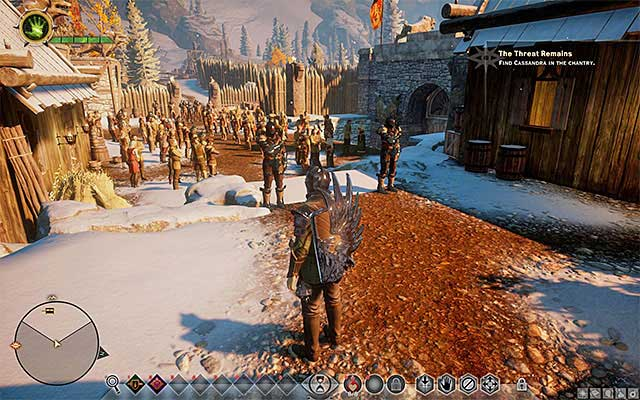 Explore the entire Haven thoroughly - What is the best order to explore locations at the beginning of the game? - Questions and answers - Dragon Age: Inquisition Game Guide & Walkthrough