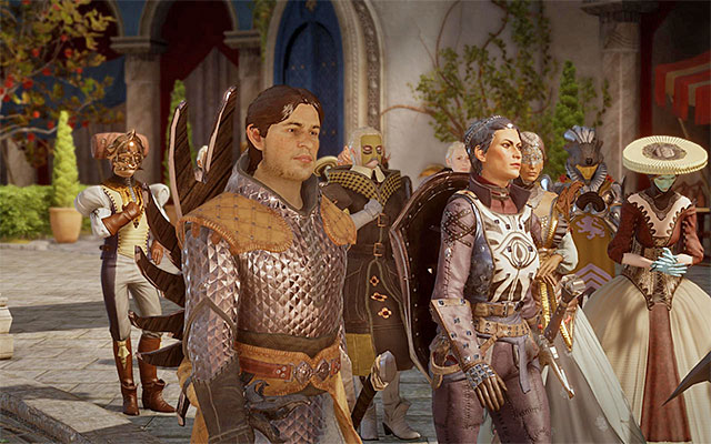 Deal with some of the initial quests and visit several optional areas. - What is the best order to explore locations at the beginning of the game? - Questions and answers - Dragon Age: Inquisition Game Guide & Walkthrough