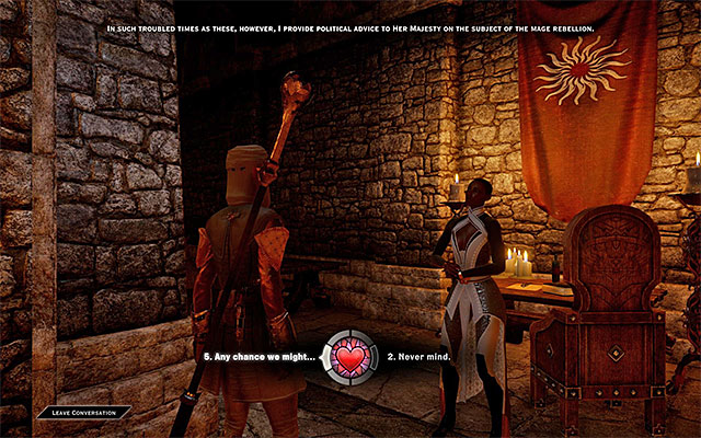 Vivienne - Minor romances and other scenes - Romances - Dragon Age: Inquisition Game Guide & Walkthrough