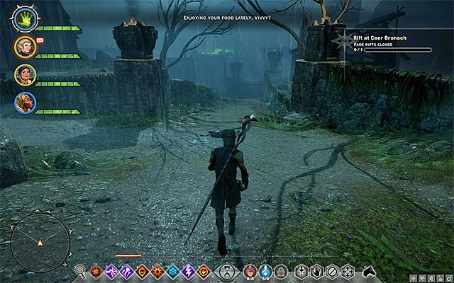 Old Crestwood - Hidden areas | Crestwood - Crestwood - Dragon Age: Inquisition Game Guide & Walkthrough