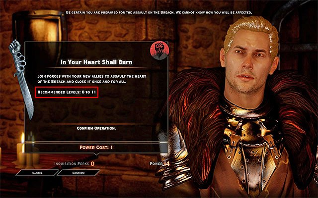 Leveling Up In Dragon Age Inquisition Dragon Age Inquisition Game Guide Walkthrough Gamepressure Com