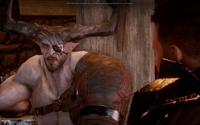 The Iron Bull - List of companions in Dragon Age Inquisition - Party - Dragon Age: Inquisition Game Guide & Walkthrough