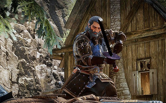 Blackwall - List of companions in Dragon Age Inquisition - Party - Dragon Age: Inquisition Game Guide & Walkthrough