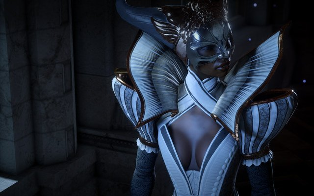 Vivienne - List of companions in Dragon Age Inquisition - Party - Dragon Age: Inquisition Game Guide & Walkthrough