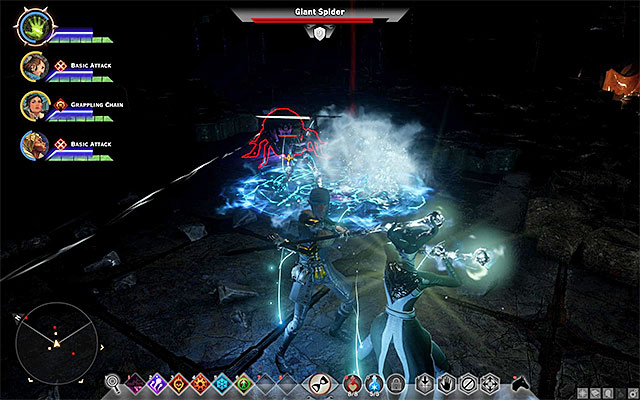 You can obtain Spider Ichor by killing spiders in caves - Antivenom Requisition on the Coast - Side quests - The Storm Coast - Dragon Age: Inquisition Game Guide & Walkthrough