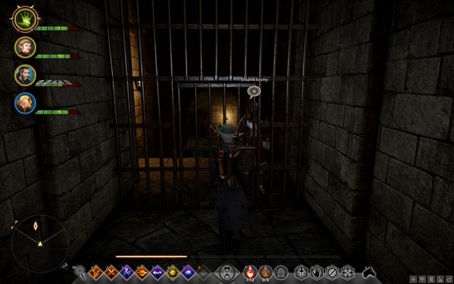 Imprisoned soldiers - For the Empire - Side quests - Exalted Plains - Dragon Age: Inquisition Game Guide & Walkthrough