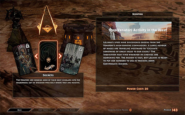 The operation in The Hissing Wastes. - Sand and Ruin - Side quests - The Hissing Wastes - Dragon Age: Inquisition Game Guide & Walkthrough