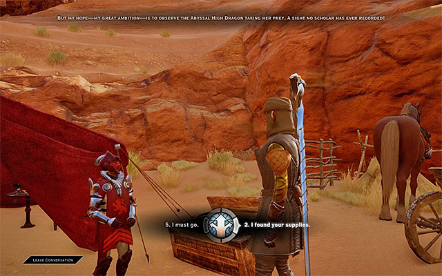Give the supplies to Frederic - Frederics Livelihood - Side quests - The Western Approach - Dragon Age: Inquisition Game Guide & Walkthrough