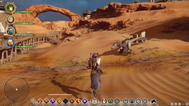 The phoenix - How to Lure a Dragon - Side quests - The Western Approach - Dragon Age: Inquisition Game Guide & Walkthrough