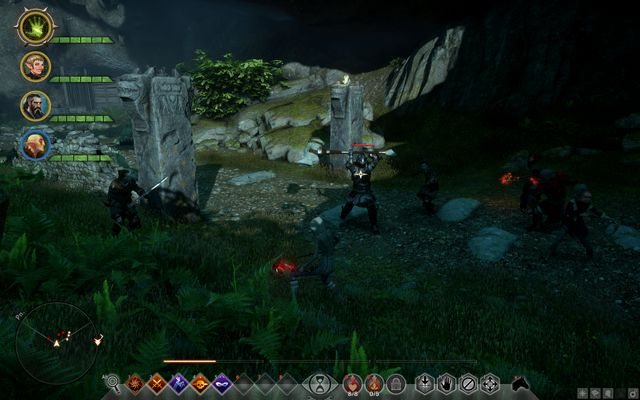 Not a very successful ambush. - The Verchiel March - The Inner Circle (companion quests) - Dragon Age: Inquisition Game Guide & Walkthrough