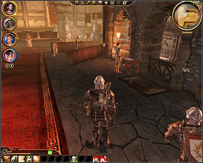 Lothering - A fallen templar | Lothering - Dragon Age: Origins ...