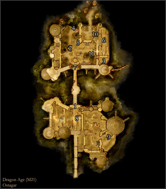 how to get to deep roads dragon age