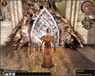 You won't be allowed to defeat the main demon of this location until you've learned how to transform yourself into a ghost - Lost in dreams - Main quests - Dragon Age: Origins - Game Guide and Walkthrough