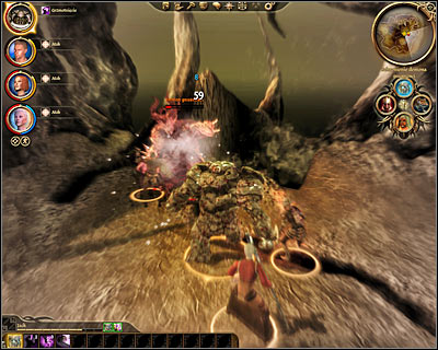 Make sure that you've rescued your allies and defeated five demons before you decide to take on a sloth demon - Lost in dreams - Main quests - Dragon Age: Origins - Game Guide and Walkthrough