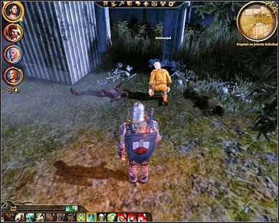 Followers - Beresaad sword | Followers - Dragon Age: Origins