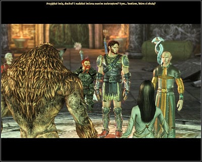 Nature Of The Beast Main Quests Dragon Age Origins
