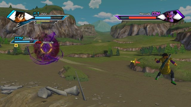 dragon ball xenoverse how to get energy charge