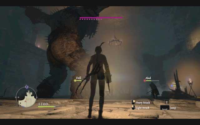 The Forgotten Hall Bitterblack Isle Dark Arisen Dlc Dragons
