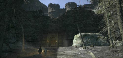 Enter the fort - A Fortress Besieged - Act II - Dragons Dogma - Game Guide and Walkthrough